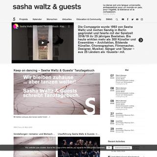 ArchiveBay.com - sashawaltz.de - Sasha Waltz & Guests