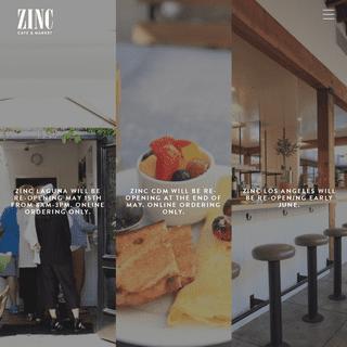 Zinc Cafe & Market - Zinc Cafe & Market