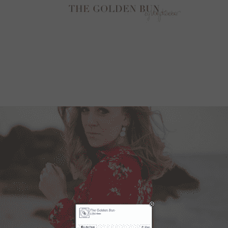 The Golden Bun - German lifestyle & fashion blog writing about fashion, travel, food and everything that comes to my mind.