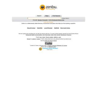 Zenbu New Zealand. Find Everything.