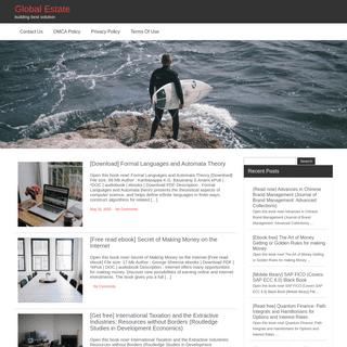 Global Estate – building best solution