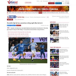 ArchiveBay.com - vietnamnet.vn/vn/the-thao/xem-truc-tiep-bong-da/truc-tiep-spal-vs-juventus-00h00-ngay-23-2-serie-a-vong-618610.html - Kết quả SPAL vs Juventus- Ronaldo lập kỷ lục giúp Lão bà vững ngôi đầu