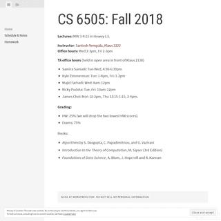 A complete backup of cs6505.wordpress.com