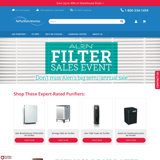 Air Purifiers America - The Air Purifier Experts