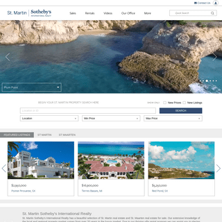 St. Martin Realty - Find Real Estate and Homes for Sale in St. Martin