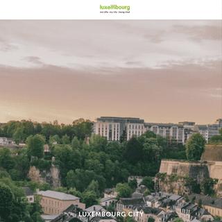 Luxembourg Ville - Office du Tourisme (LCTO) - LCTO
