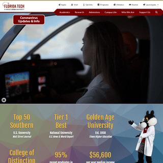 ArchiveBay.com - fit.edu - Florida Institute of Technology