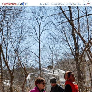 Orienteering USA - Find your way!