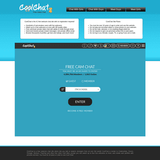 CoolChat.com - Webcam Chat, Video Chat, Cam Chat