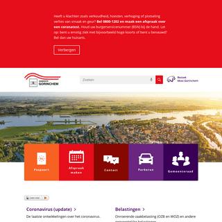 Homepage - Gemeente Gorinchem