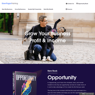 Grow Your Business Profit & Income - Eben Pagan Training