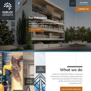 Hubloc – Construction & Development LTD