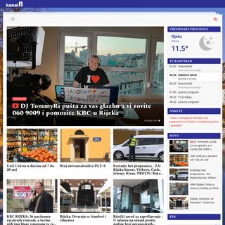 Regionalna televizija - KanalRi