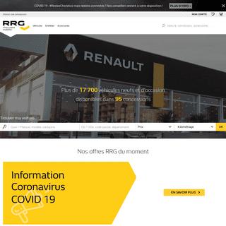 Trouvez et entretenez votre véhicule, boutique accessoire - Renault Retail Group