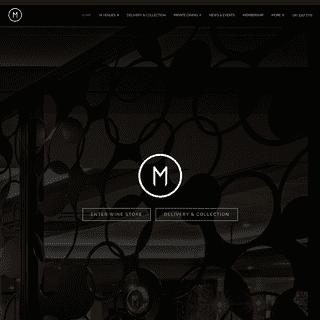 M Restaurants & Bar London - Best Steak in London - Steakhouse
