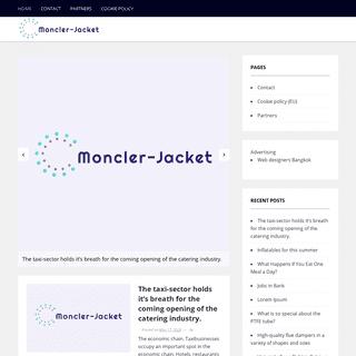 Moncler-Jacket •