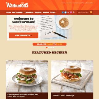 Warburtons Bread - Jonathan Warburton - Warburtons