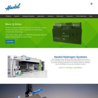 A complete backup of haskel.com