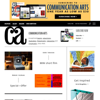 ArchiveBay.com - commarts.com - Communication Arts