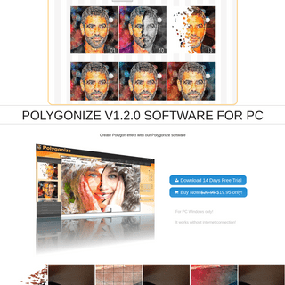 Polygon Effect Online - Poly Art Effect - Convert Image To Polygon - Polygonize Yourself