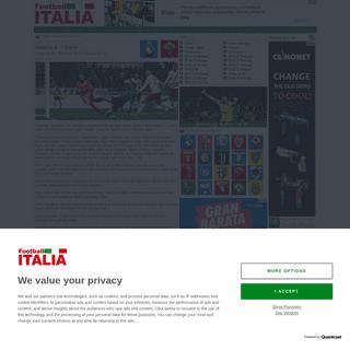Atalanta vs Roma - Football Italia