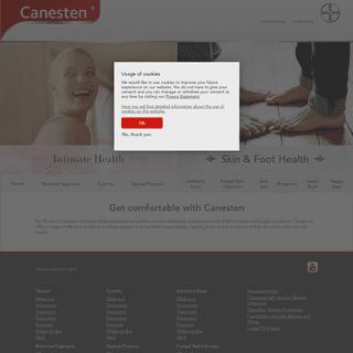 World of Canesten - Canesten
