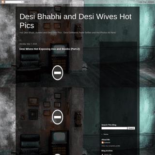 Desi Bhabhi and Desi Wives Hot Pics