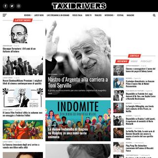 Taxidrivers.it - Recensioni Film Cinema, Festival, Interviste, Stasera in tv - Taxidrivers.it