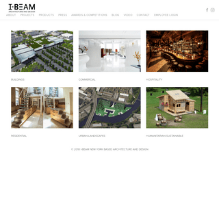 I-BEAM NEW YORK BASED ARCHITECTURE AND DESIGN NYC