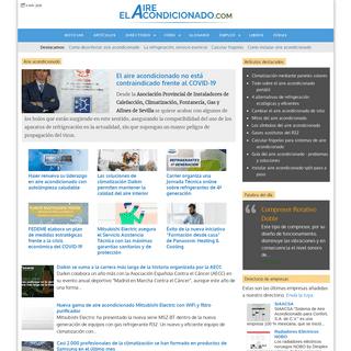 El Aire Acondicionado .com - Todo sobre climatización y refrigeración