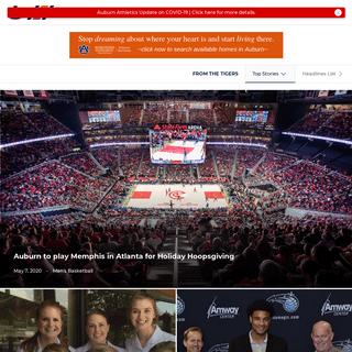 Auburn University Athletics - Official Athletics Website