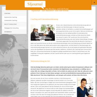 SIjournal - das Business- und Job-Portal - SIjournal - Das Business- und Job-Portal
