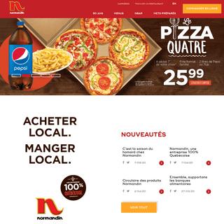 Pizza, restaurant familial et bar sportif - Normandin - Nbar