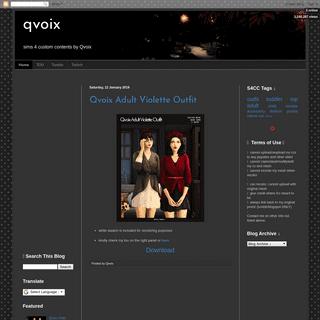 A complete backup of qvoix.blogspot.com