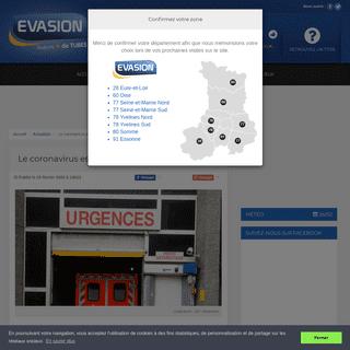 Le coronavirus est arrivé à Amiens - EVASION