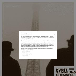 Kunstsammlungen Chemnitz -