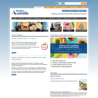 Nutrition Australia - Nutrition Australia