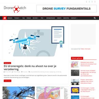 Dronewatch.nl - serieus over drones