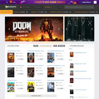 ArchiveBay.com - gocdkeys.com - Gocdkeys - Your video game prices comparison site