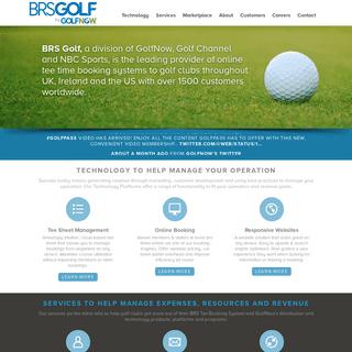 BRS Golf – Online Golf Tee Time Booking Reservation System Software – BRS Golf – Ireland, UK, England, Scotland, Wales