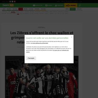 Les Zèbres s'offrent le choc wallon et grimpent sur le podium- ce qu'il faut retenir de Charleroi-Standard (Charleroi)