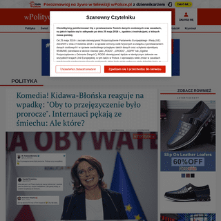 Komedia! Kidawa-Błońska reaguje na wpadkę- -Oby to przejęzyczenie było prorocze-. Internauci pękają ze śmiechu- Ale któ