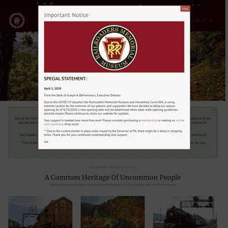 Home - Railroaders Memorial Museum