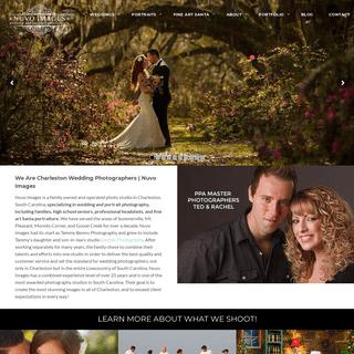Nuvo Images - Charleston Wedding Photographers