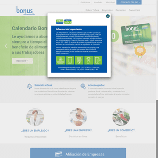 ArchiveBay.com - bonus.com.ve - Bonus Venezuela - Bonus Alimentación