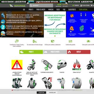 Motorraiz.com Tu Tienda de Accesorios y Ropa De Moto