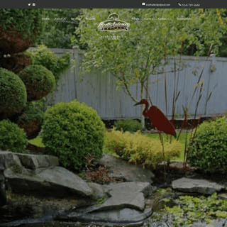 Landscape Designs - Backyard Ponds - Landscapes Nassau