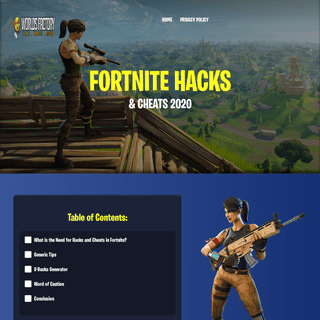 Fortnite Hack & Cheats [2020] - Unlimited Free V-Bucks