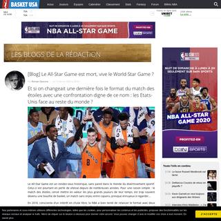ArchiveBay.com - www.basketusa.com/blogs/587649/blog-le-all-star-game-est-mort-vive-le-world-star-game/ - [Blog] Le All-Star Game est mort, vive le World-Star Game- - Basket USA