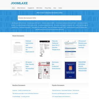 Joomlaxe.com - find documents, ebooks, pdf.